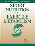 INTERNATIONAL JOURNAL OF SPORT NUTRITION AND EXERCISE METABOLISM(研究方向:营养学)
