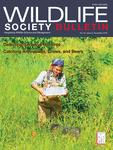 WILDLIFE SOCIETY BULLETIN(野生动物协会公报)